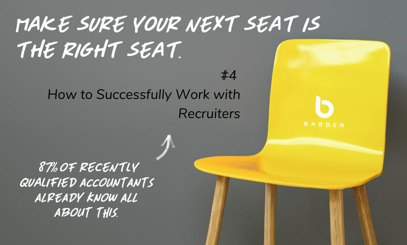 #4 How to Successfully Work with Recruiters