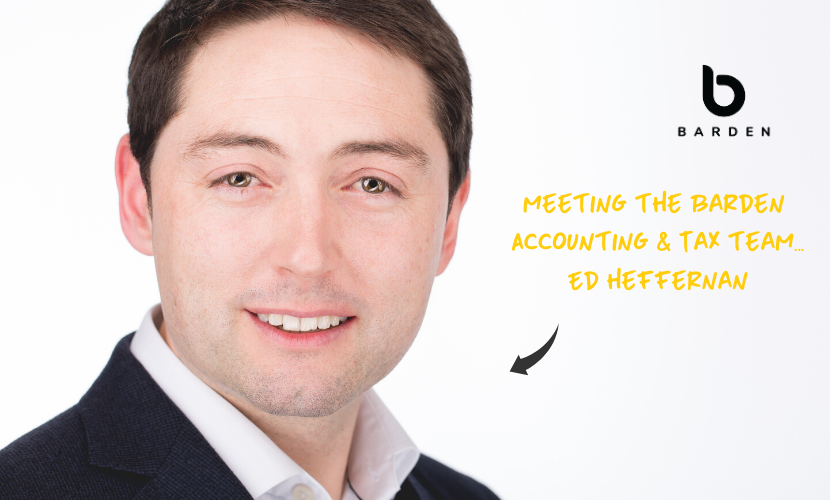 Meeting the Barden Accounting and Tax Team...Ed Heffernan