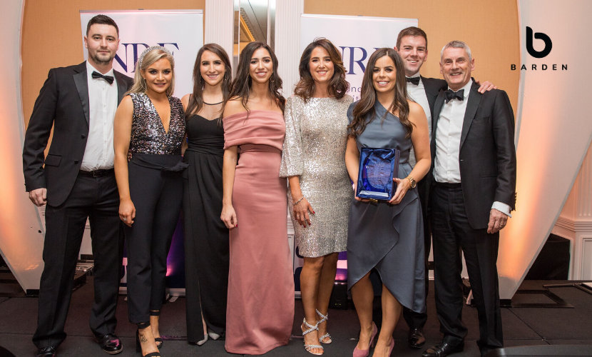 Barden Wins Best in Accountancy & Finance - National Recruitment Awards 2019