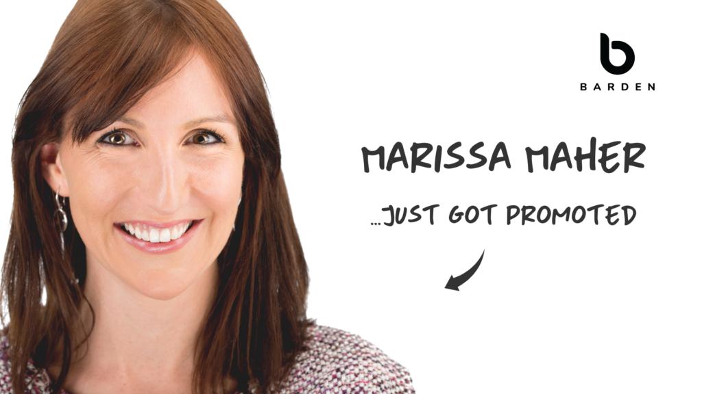 Good News Story...Marissa Maher