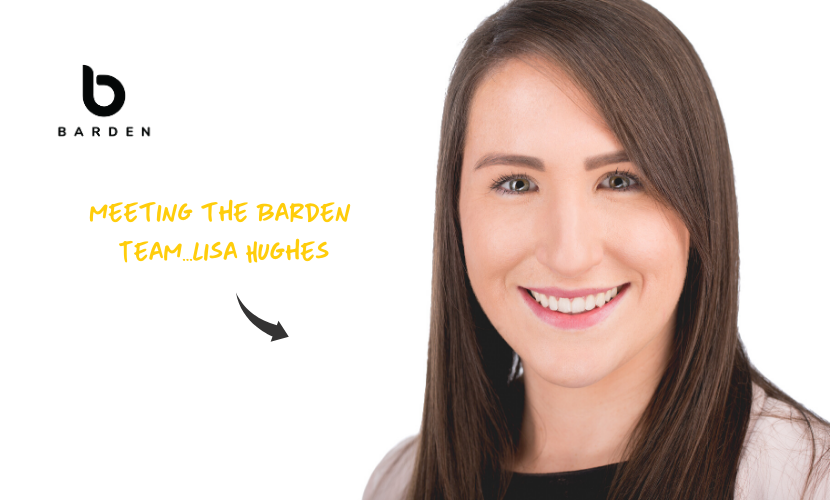 Meeting the Barden Team...Lisa Hughes