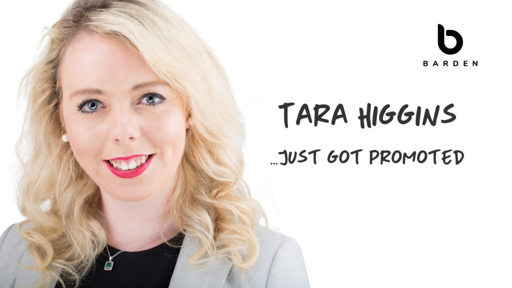 Good News Story...Tara Higgins