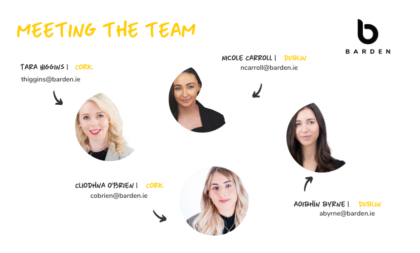 Meet Our Barden Team - SF