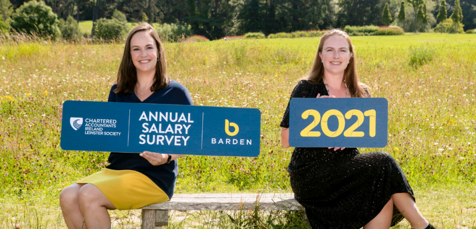 Barden Partner Once Again with the Chartered Accountants Ireland Leinster Society for the Annual Salary Survey
