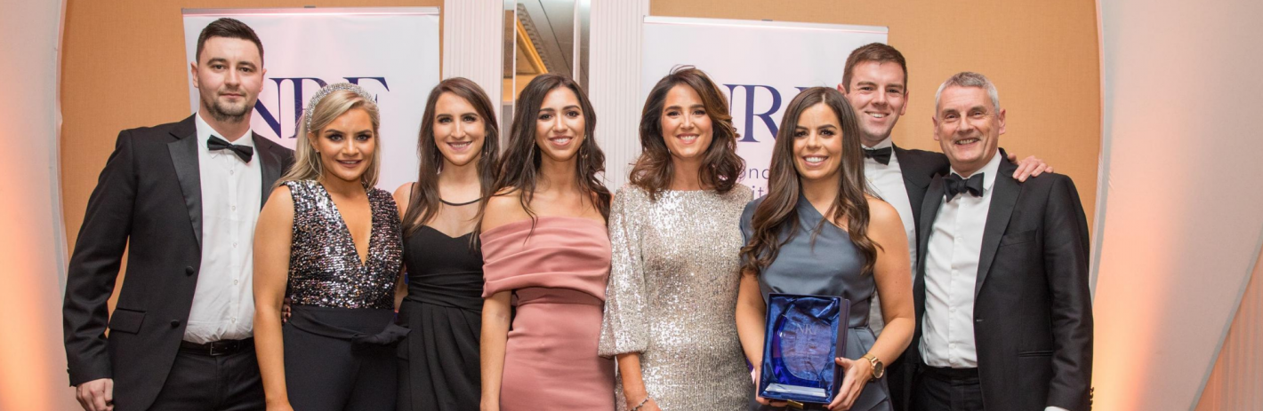 Barden Wins Best in Accountancy & Finance - National Recruitment Awards 2019 - NO LOGO